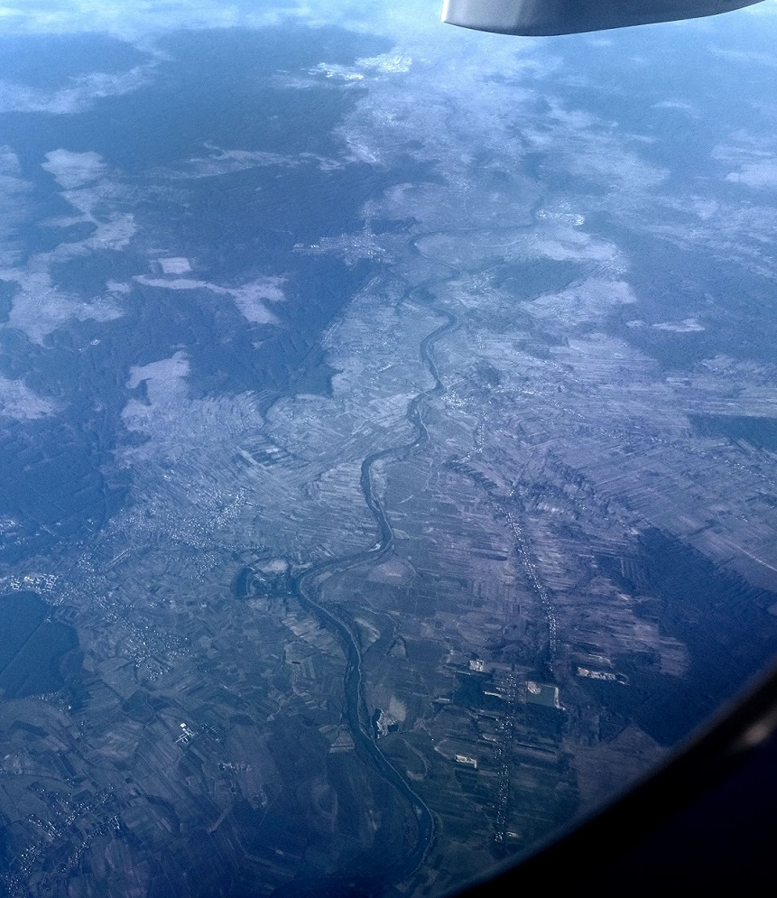 Polonia, valea raului San